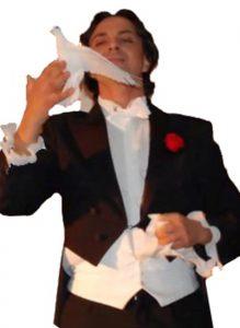 Spettacoli Mago clown Prestigiatore comico illusionista giocoliere trampoliere equilibrista sputa fuoco mangiafuoco mimo serpenti BRASILIANE BRASILIANA BALLERINA NELLA SFERA PALLA DANZA DEL VENTREMINI ZOO ESOTICO napoli caserta salerno avellino Benevento COMUNIONI FESTE COMPLEANNI ADDIO CELIBATO 18 ANNI LAUREA
